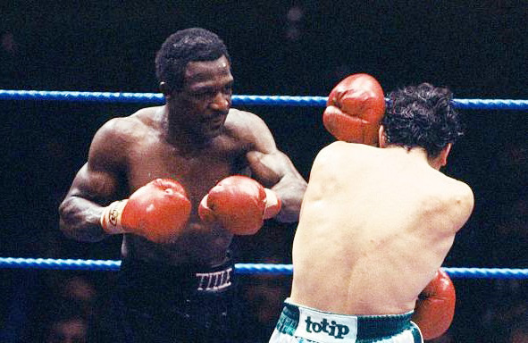 Boxing Legend Says World Title Was Equally Antigua's Although He Fought For Great Britain