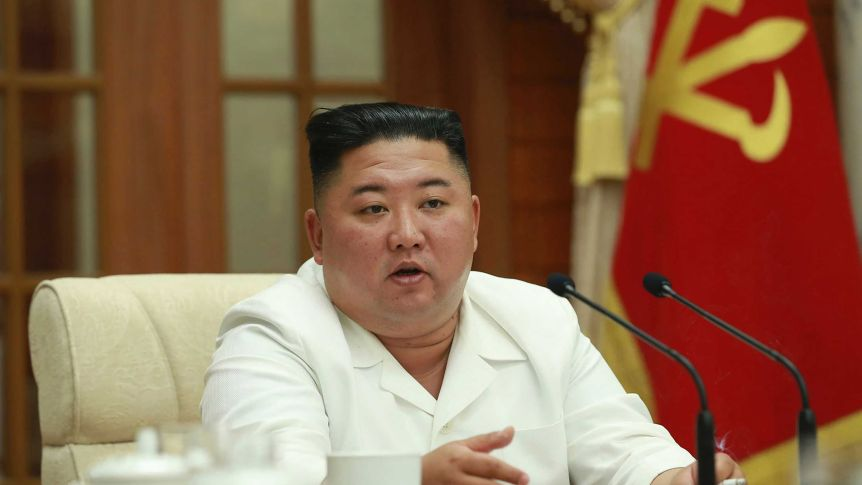 INTERNATIONAL: Kim Jong-un apologises for killing of South Korean official
