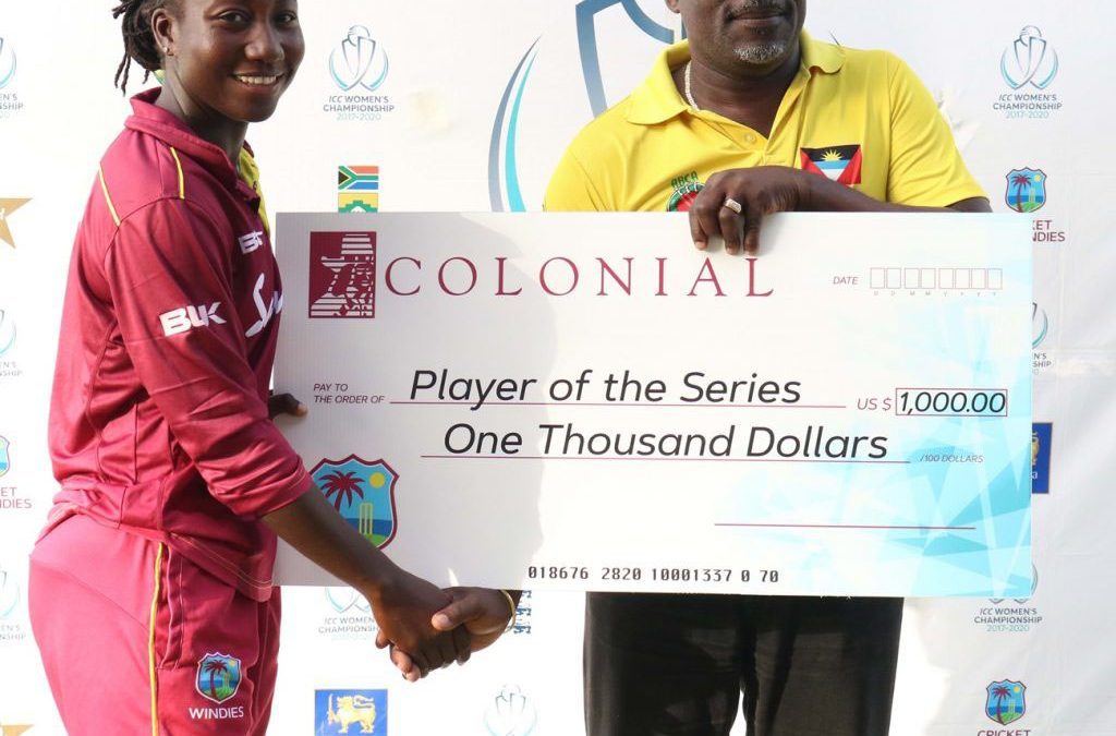 Grassroots programmes should increase number of West Indies female cricketers