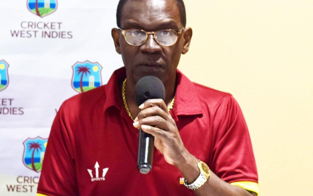 Leeward Islands cricket boss concerned but believes Hector is in capable hands