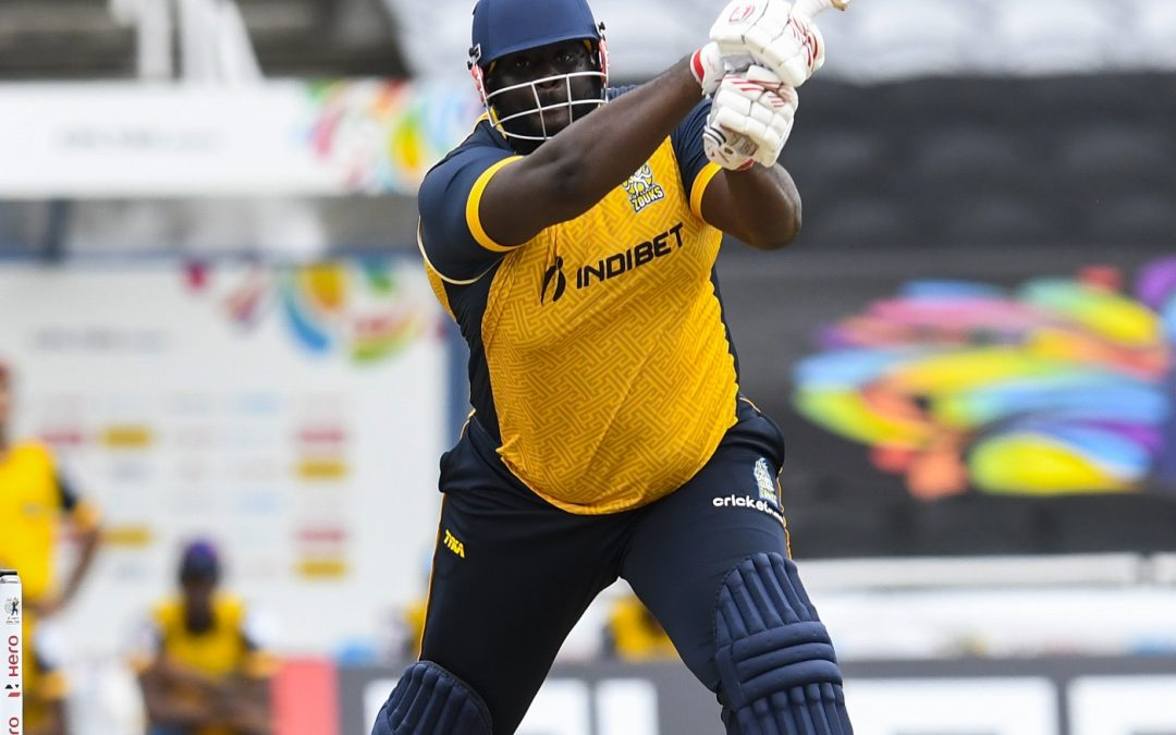Cornwall disappointed but respects decision to not use his spin in CPL final