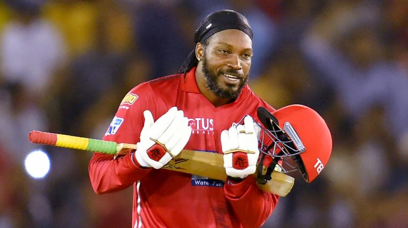 Record-setting Gayle closing in on 1000 T20 sixes