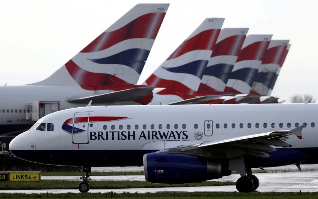 INTERNATIONAL: BA crew member gets COVID, 13 cabin crew quarantined, pilots go home