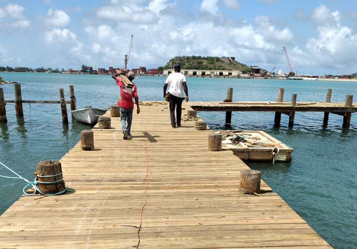 Restaurant on the cards for refurbished Keeling Point jetty