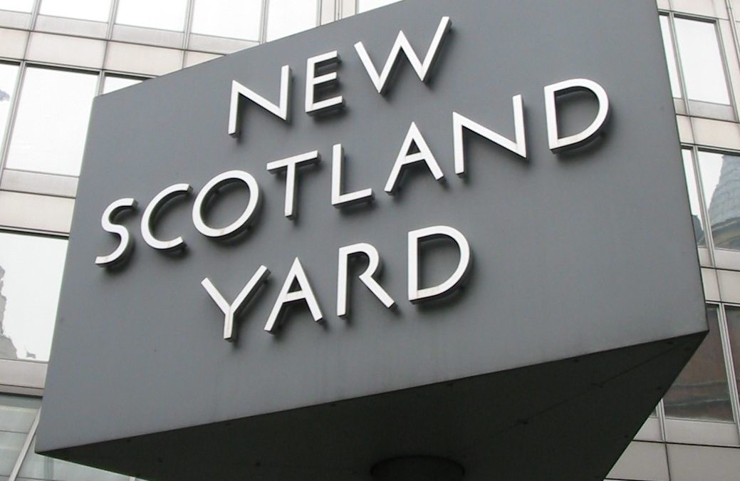 No Scotland Yard involvement in Nigel Christian murder probe