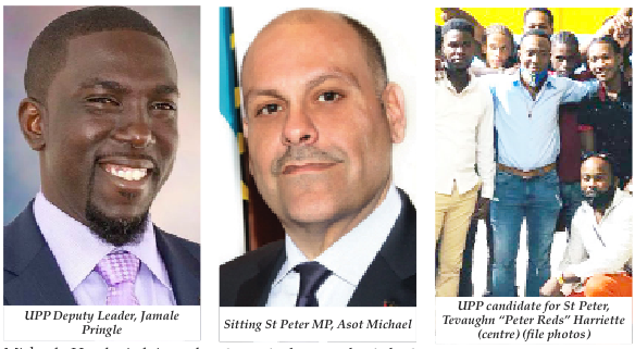 UPP's deputy leader and new St Peter candidate refute MP Michael's claims
