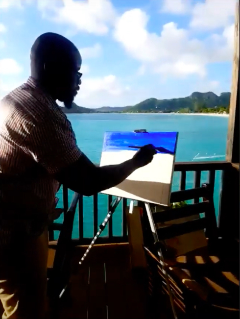 Boosting tourism through art