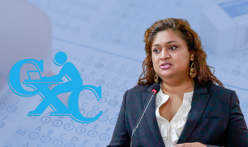 GUYANA: CXC agrees to results review and to resolve ungraded issues -Education Minister