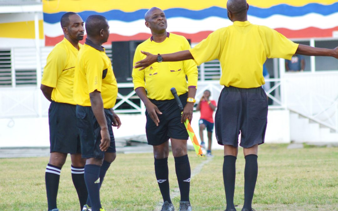 Referees Head Says Body Not Consulted On Increased Premier Division
