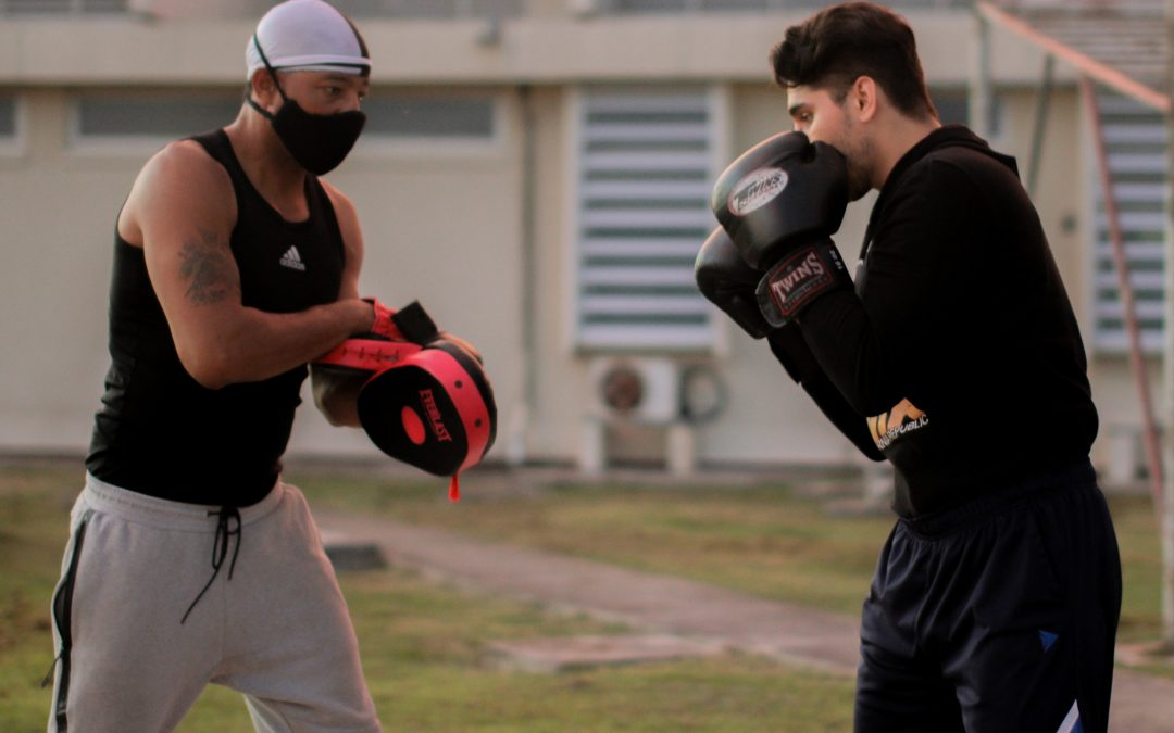 Country's sole boxing coach fighting to develop aspiring athletes
