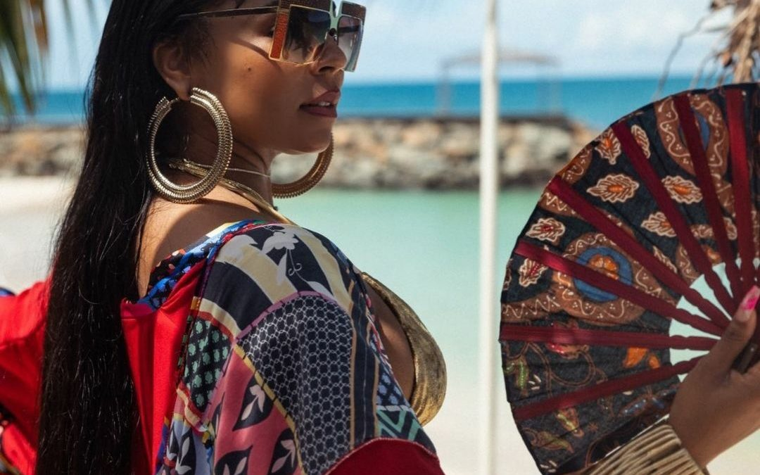 Exclusive: Ashanti shares her love for Antigua and Barbuda