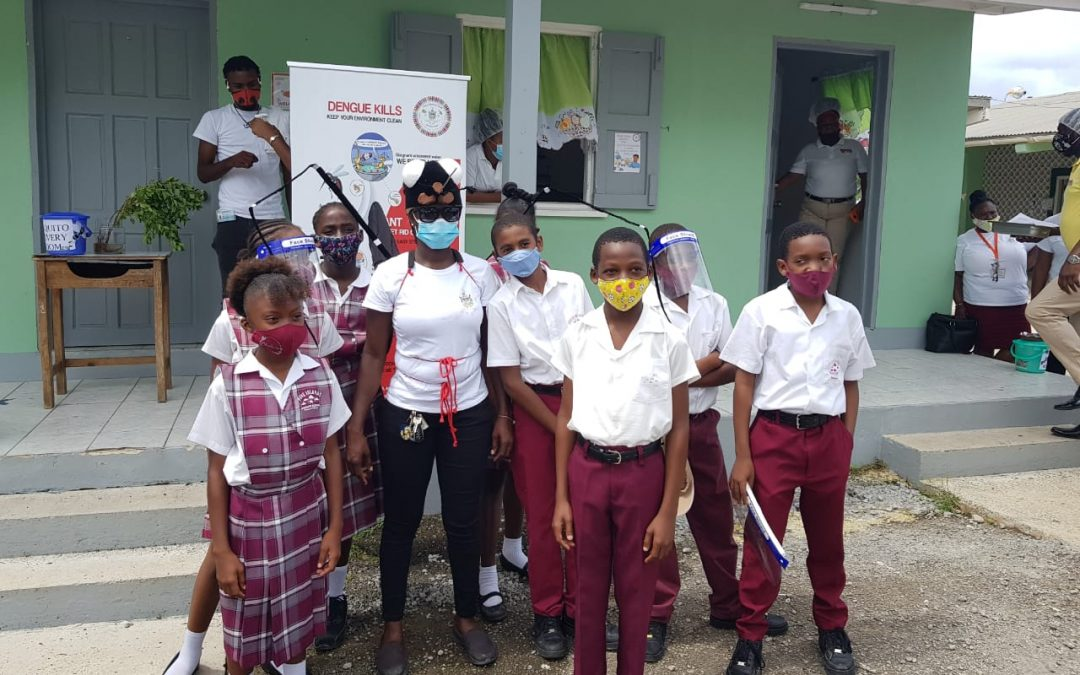 Educational drive to combat dengue underway in the nation's schools