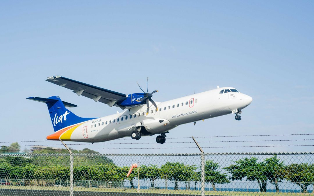 LIAT commences limited commercial flights at month's end