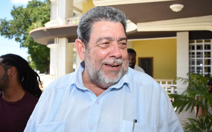 REGIONAL: PM Gonsalves confident of victory in November 5 general election
