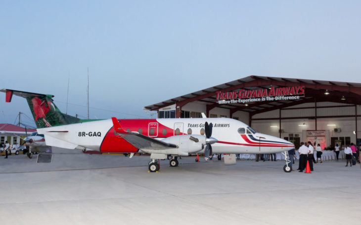 REGIONAL: Guyana Airline to start flying to Barbados