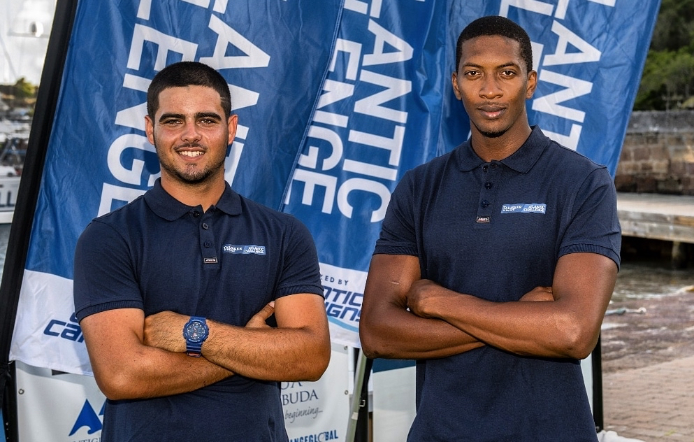 Adventurous Antiguans on countdown to 'world's toughest row'