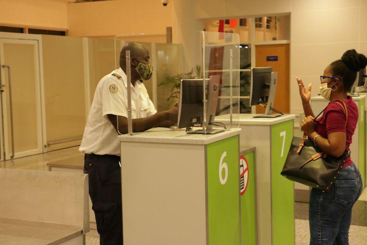 Efforts to slash wait time for passengers arriving at VCBIA