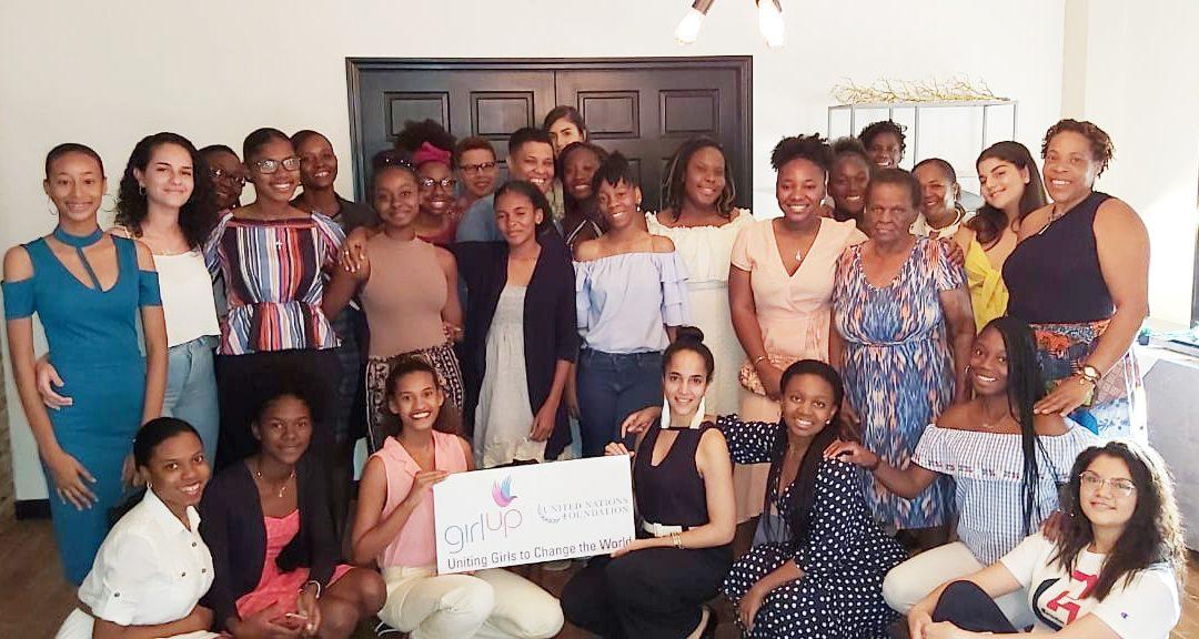 Uniting girls for a better world