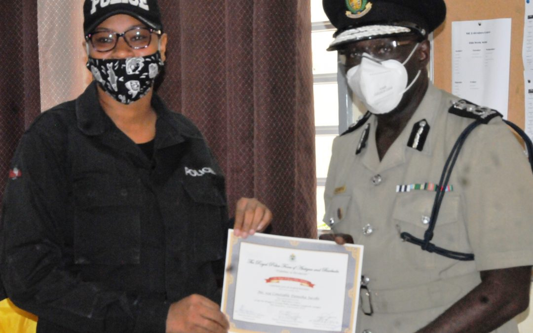 Police complete refresher training course
