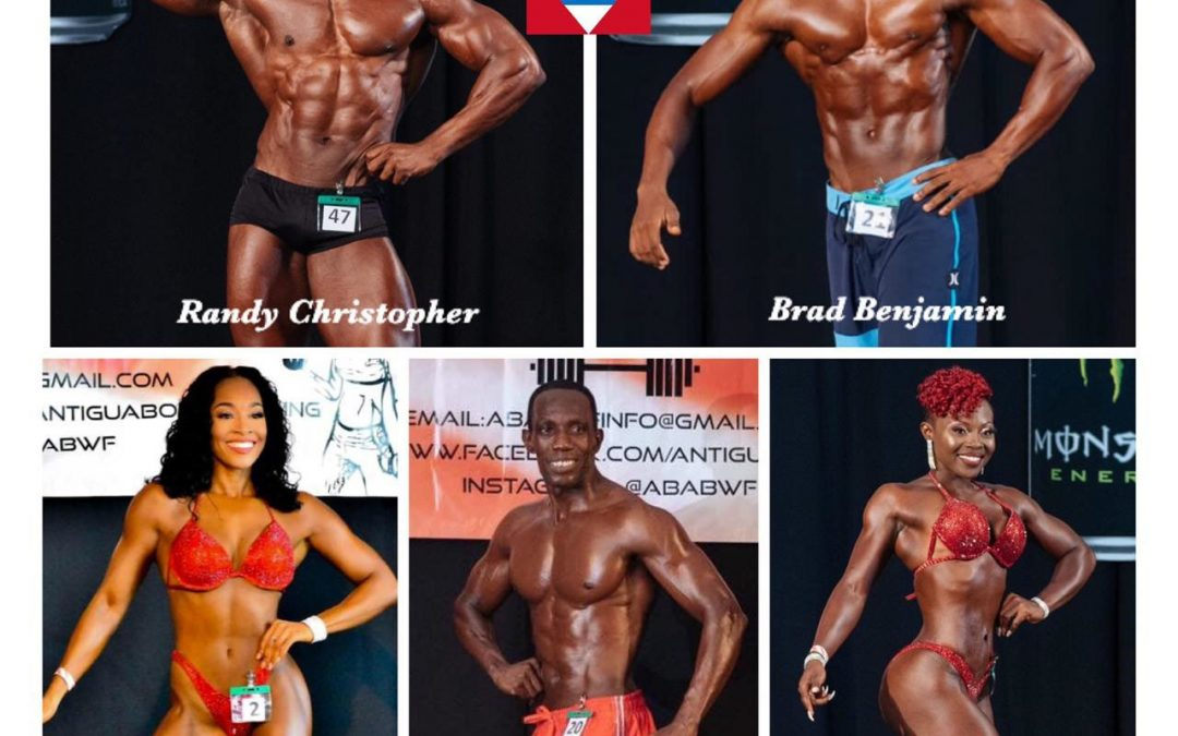 Small Bodybuilding Contingent Set To Compete At CAC