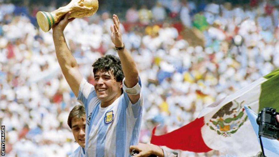 BREAKING: Diego Maradona: Argentina legend dies aged 60