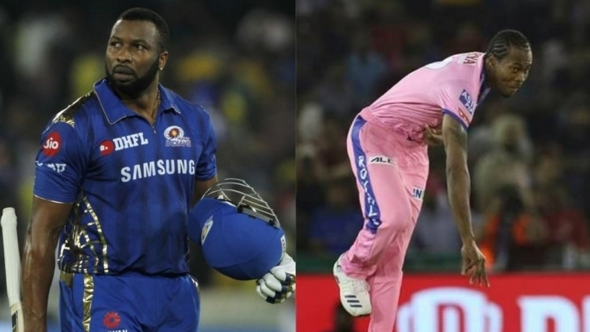 Pollard, Archer among major award-winners in 2020 IPL season