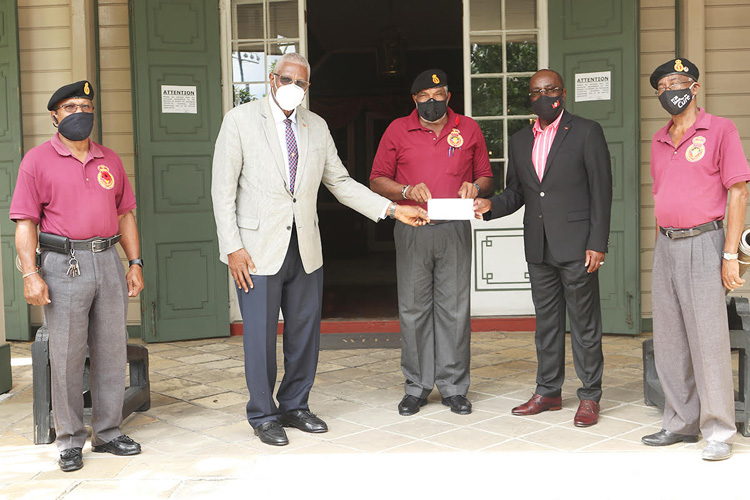 Local charities receive second batch of cheques