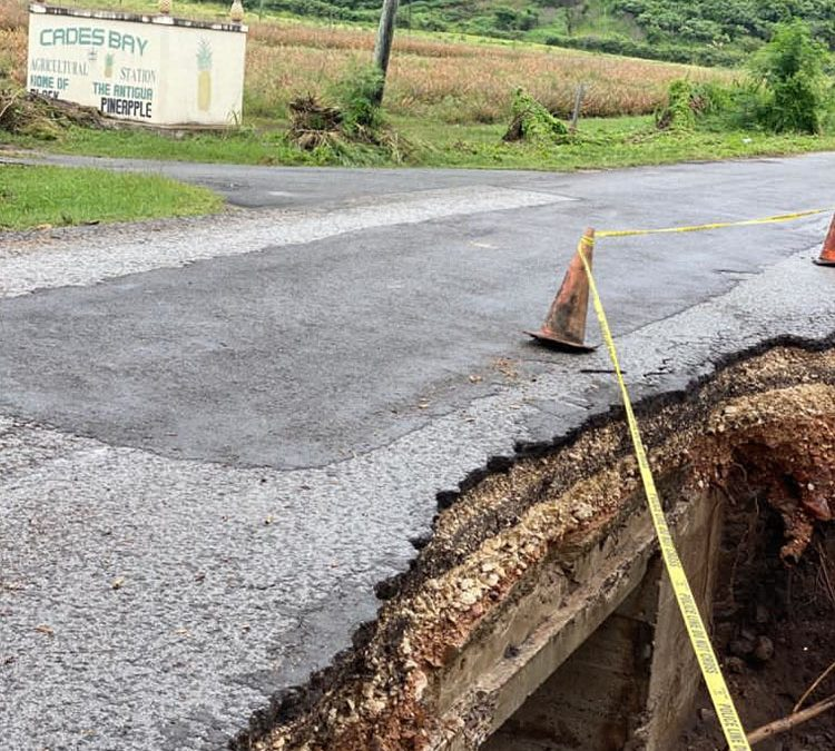 Millions to be spent on infrastructural repairs after heavy rains