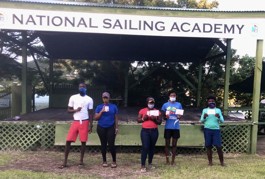 Young sailors complete critical training programme