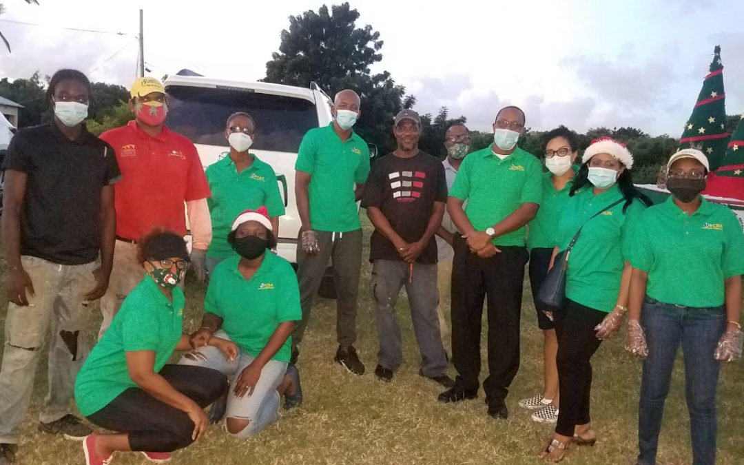 Fitches Creek residents demonstrate true community spirit