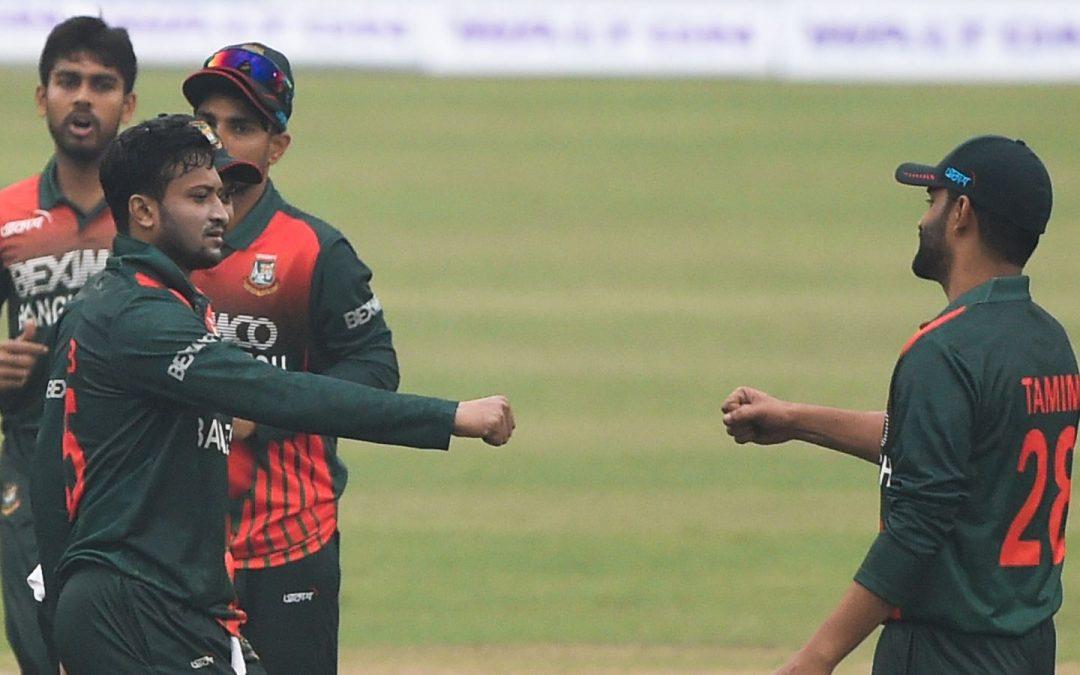 Shakib Al Hasan stars on return from ban as Bangladesh beat West Indies