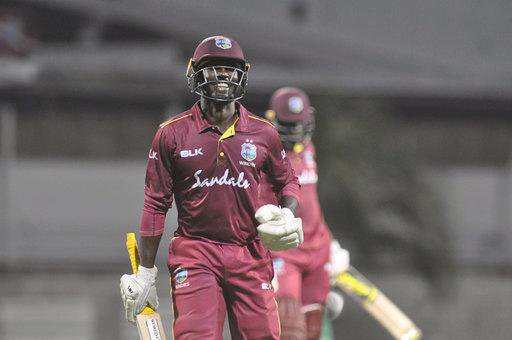 Hayden Walsh Jr. Unavailable for Bangladesh ODIs after positive Covid-19 test
