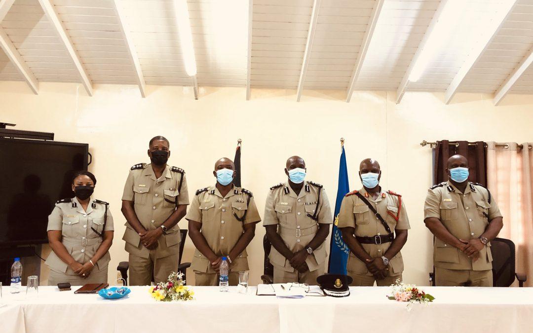 Police reveal dip in crime for 2020