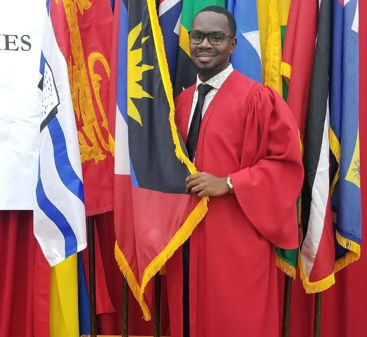 UWI Five Islands' Guild President looking ahead after 'good' semester