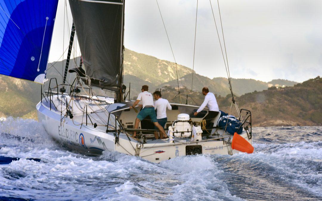 Sailors praise 'Antiguan welcome'
