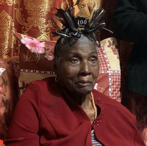 Antiguan celebrates 101st birthday in New York