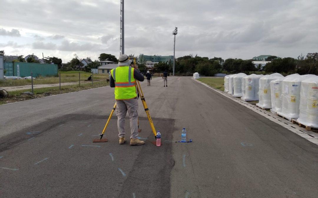 Work Restarts At YASCO Sports Complex
