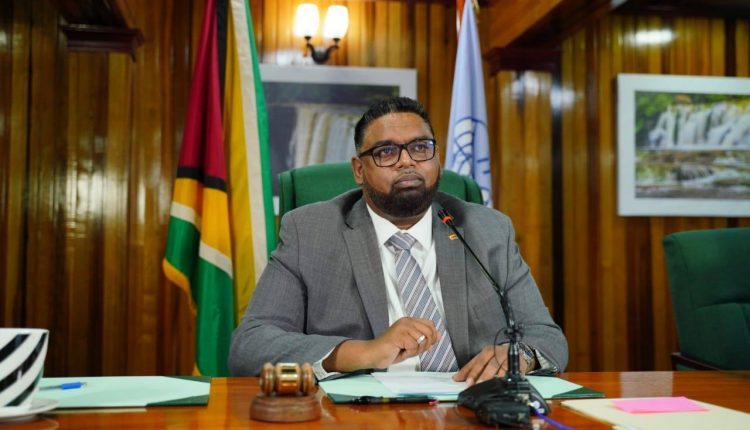 GUYANA: President Ali calls for peace and harmony in Republic Day message