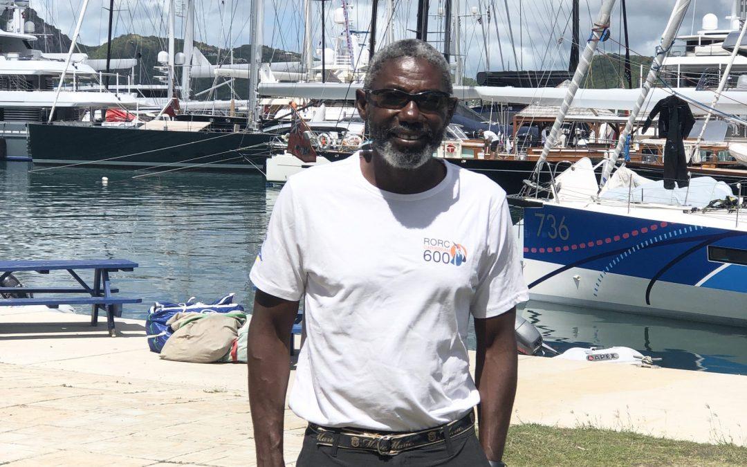 Renowned Antiguan sailor Karl James elected president of national association