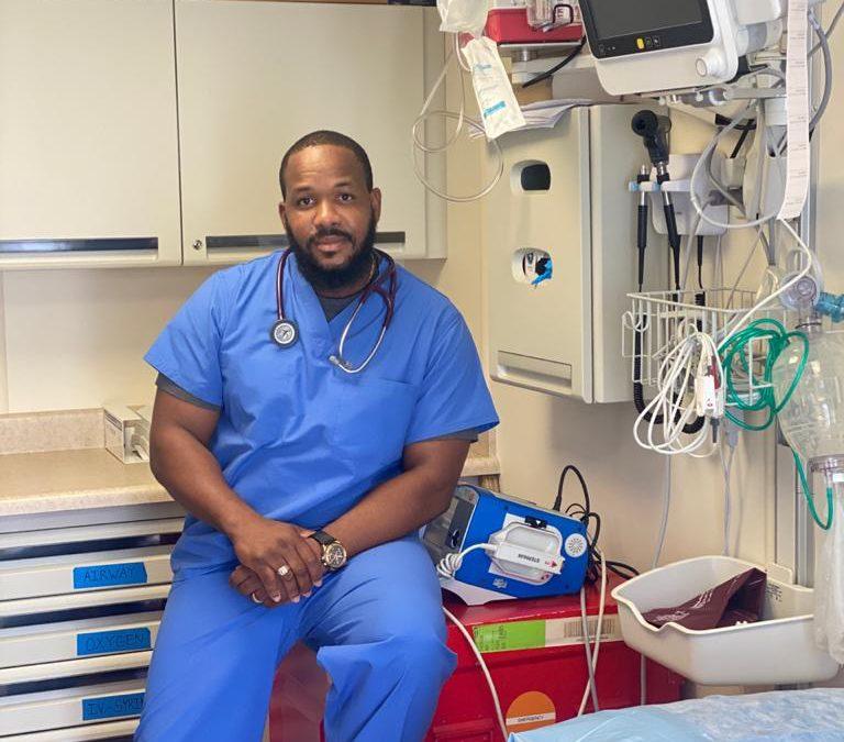 Barbuda doctor supports AstraZeneca vaccine