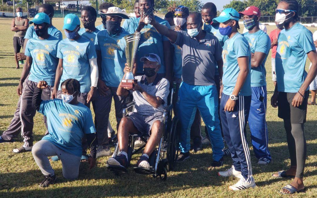 Bethesda Golden Eagles Claim Super 40 Cricket Title