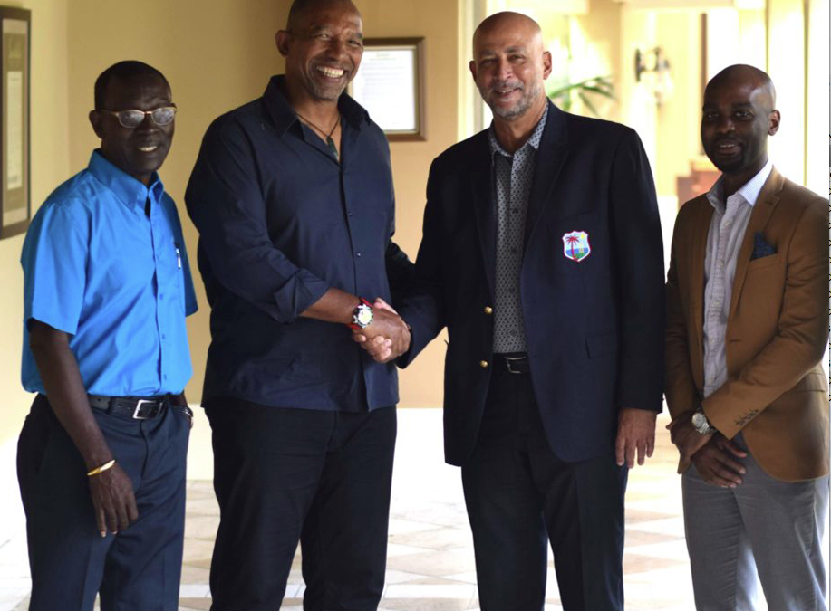 Skerritt And Shallow The Best Team To Lead Regional Cricket, Says LICB Boss Enoch Lewis