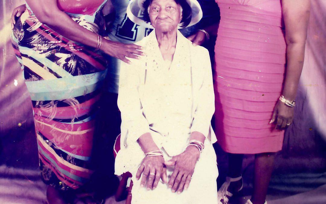 Happy birthday to newest centenarian