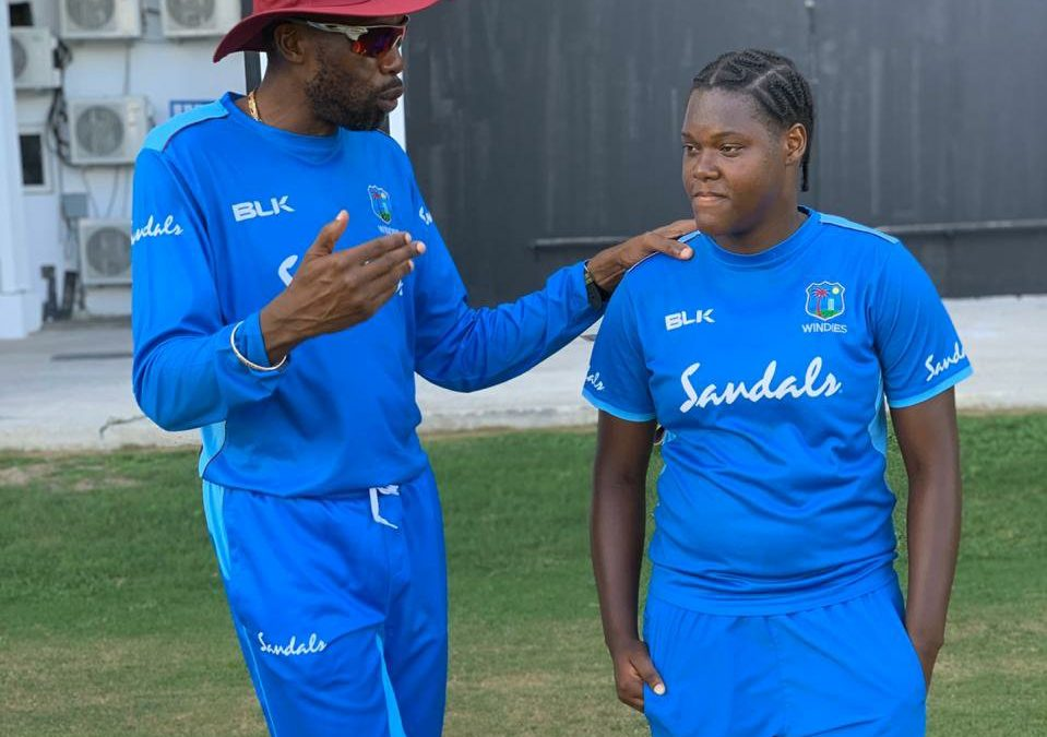 WI Coach Courtney Walsh: Hector Improved But Still Has Work To Do