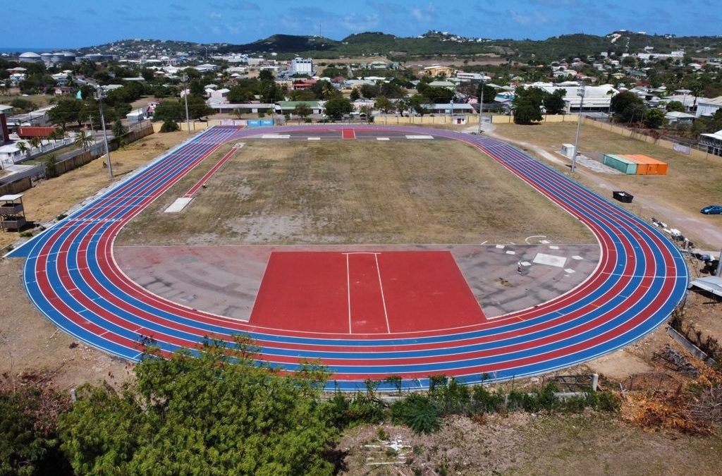 Sports director welcomes completion of YASCO surface