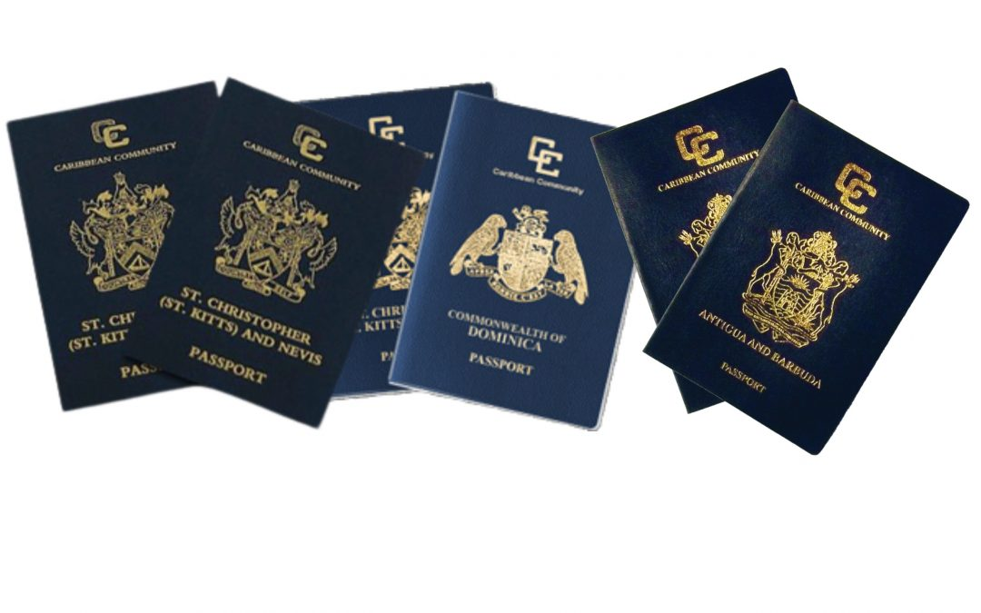 US Cites Citizenship Programs In 3 Caribbean Countries For Lack Of Transparency