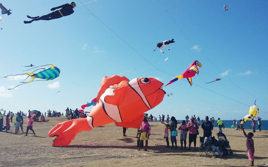 Residents urged to get creative for 15th annual International Kite Festival