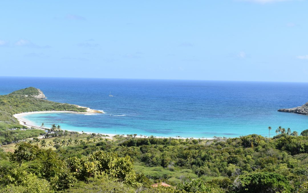 Antigua and Barbuda's Half Moon Bay amongst Best of the Best Beaches in the Caribbean