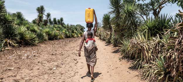 Clean water vital for protecting those on the frontline of climate change in post-pandemic world