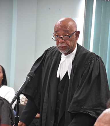 """Lawyer Ralph Francis remembered as a """"passionate defender"""" of his clients"""
